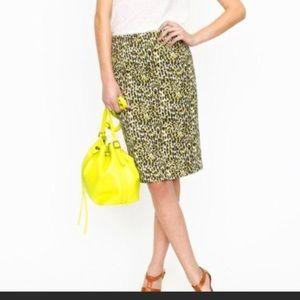 JCrew Pencil Skirt NWOT size 0